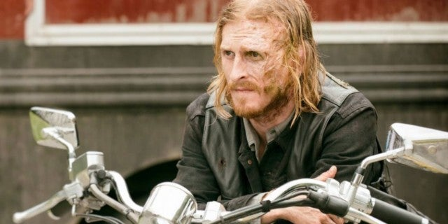 The Walking Dead Dwight Austin Amelio
