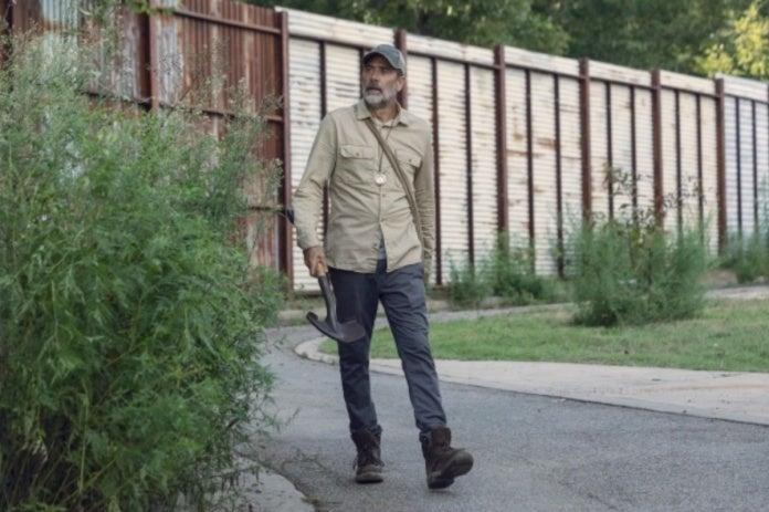 The Walking Dead Negan Jeffrey Dean Morgan
