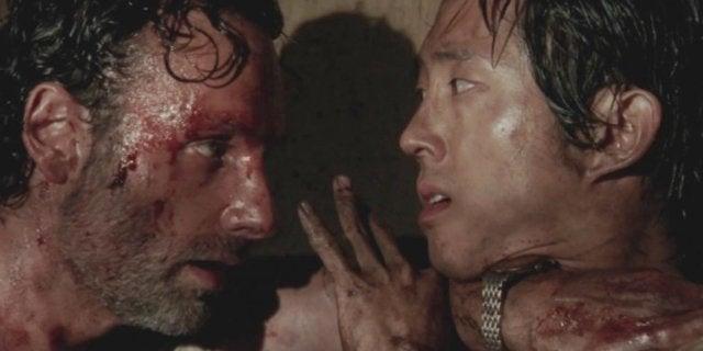 The Walking Dead Rick Glenn