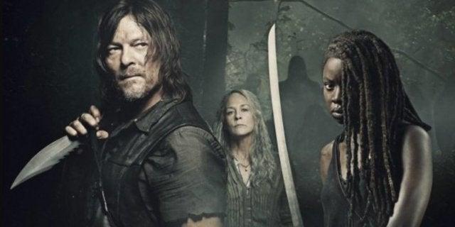 The Walking Dead Season 9B poster