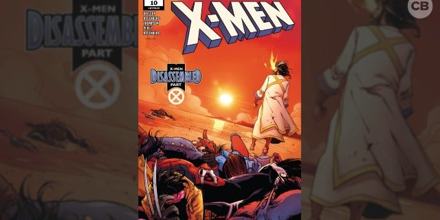 This Week in Comics: Uncanny X-Men #10 screen capture