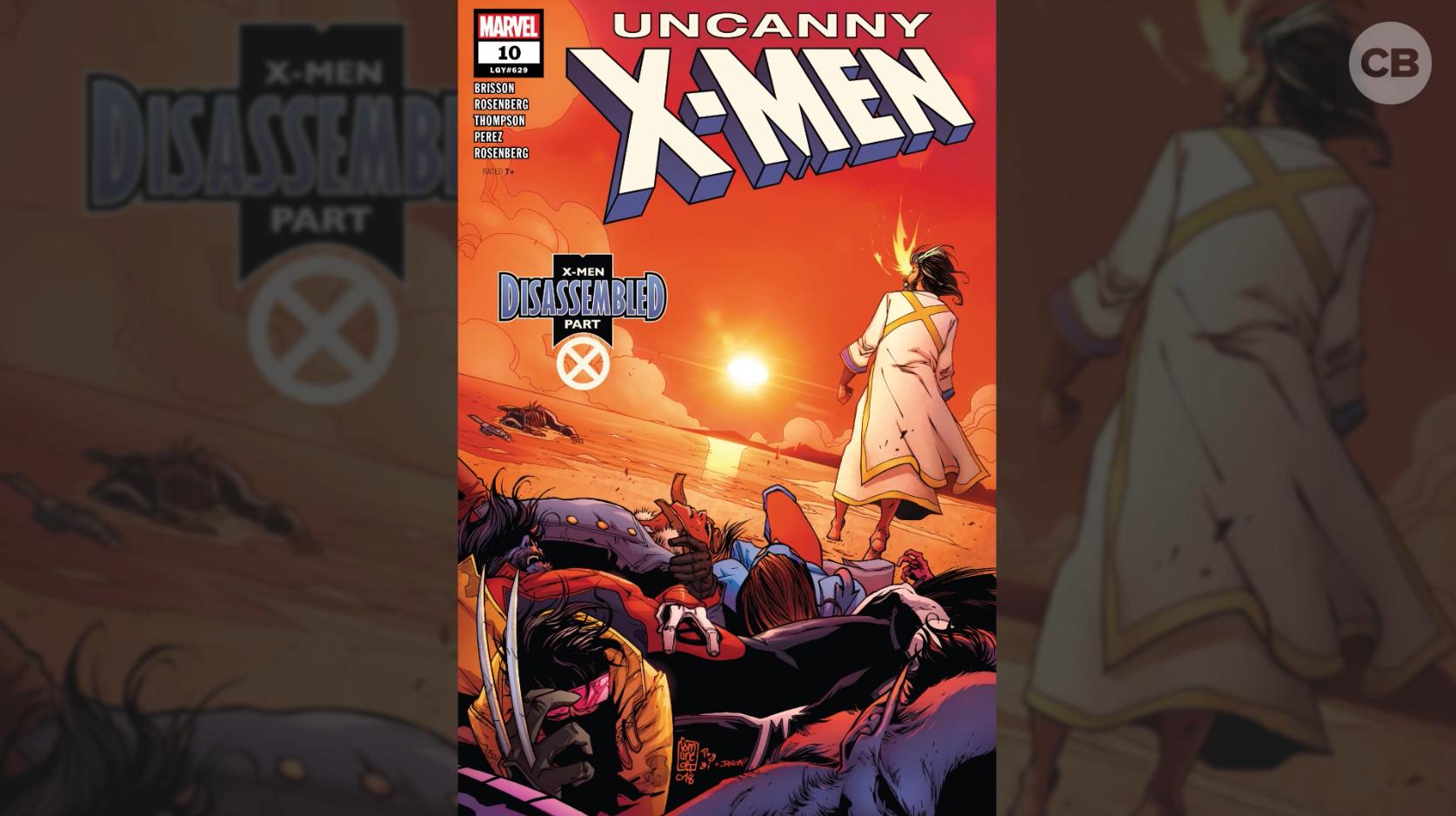 This Week in Comics: Uncanny X-Men #10 screen capture