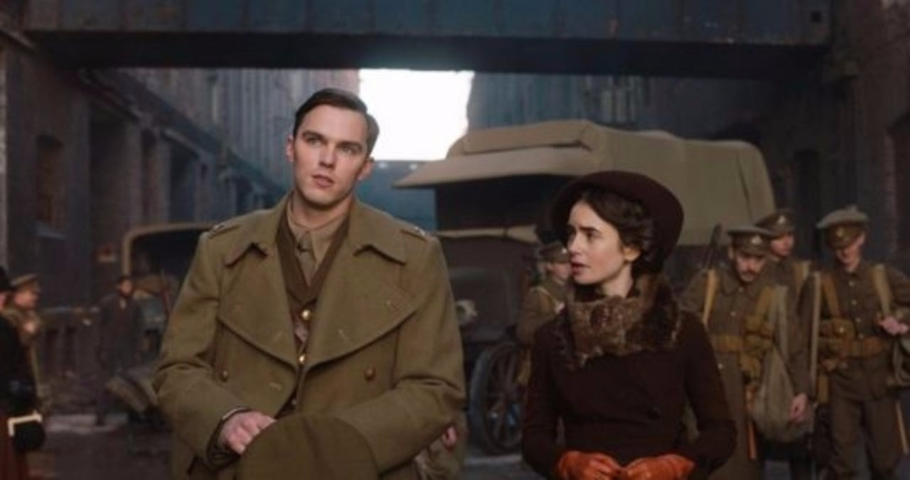 Check Out an Exclusive Clip From Tolkien Ahead of Its Blu-ray Release