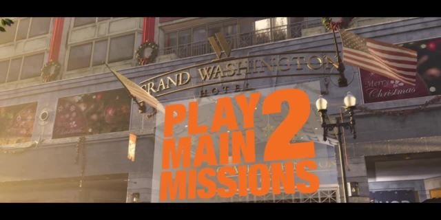 Tom Clancy's The Division 2: Private Beta Trailer screen capture