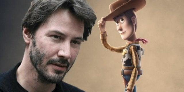 Keanu Reevesu0026#39; U0026#39;Toy Story 4u0026#39; Character Reportedly Revealed