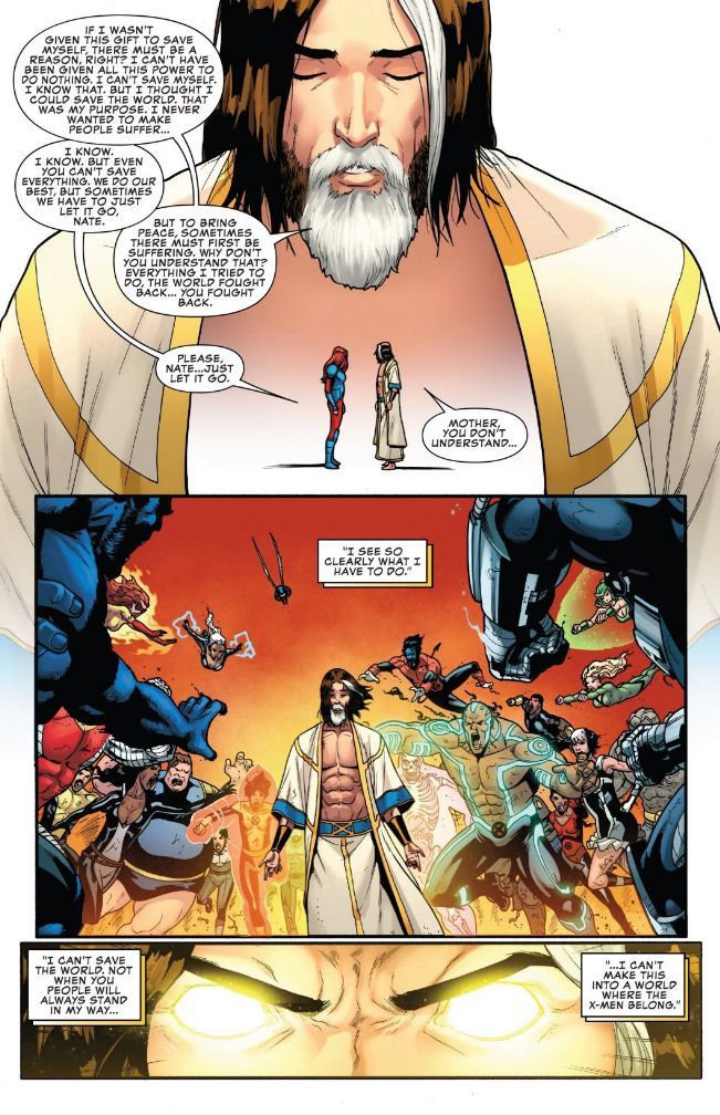 Marvel Makes Major Change To The X-Men