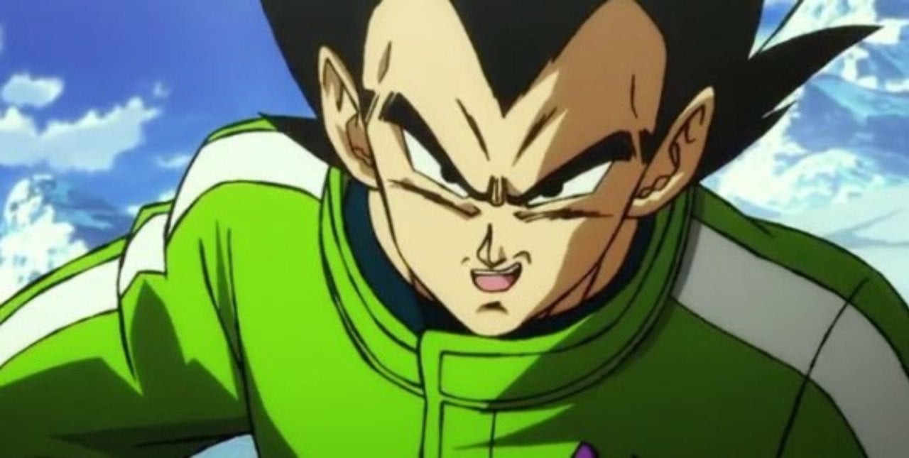 New Dragon Ball Super Broly Clip Reveals Broly S First Meeting