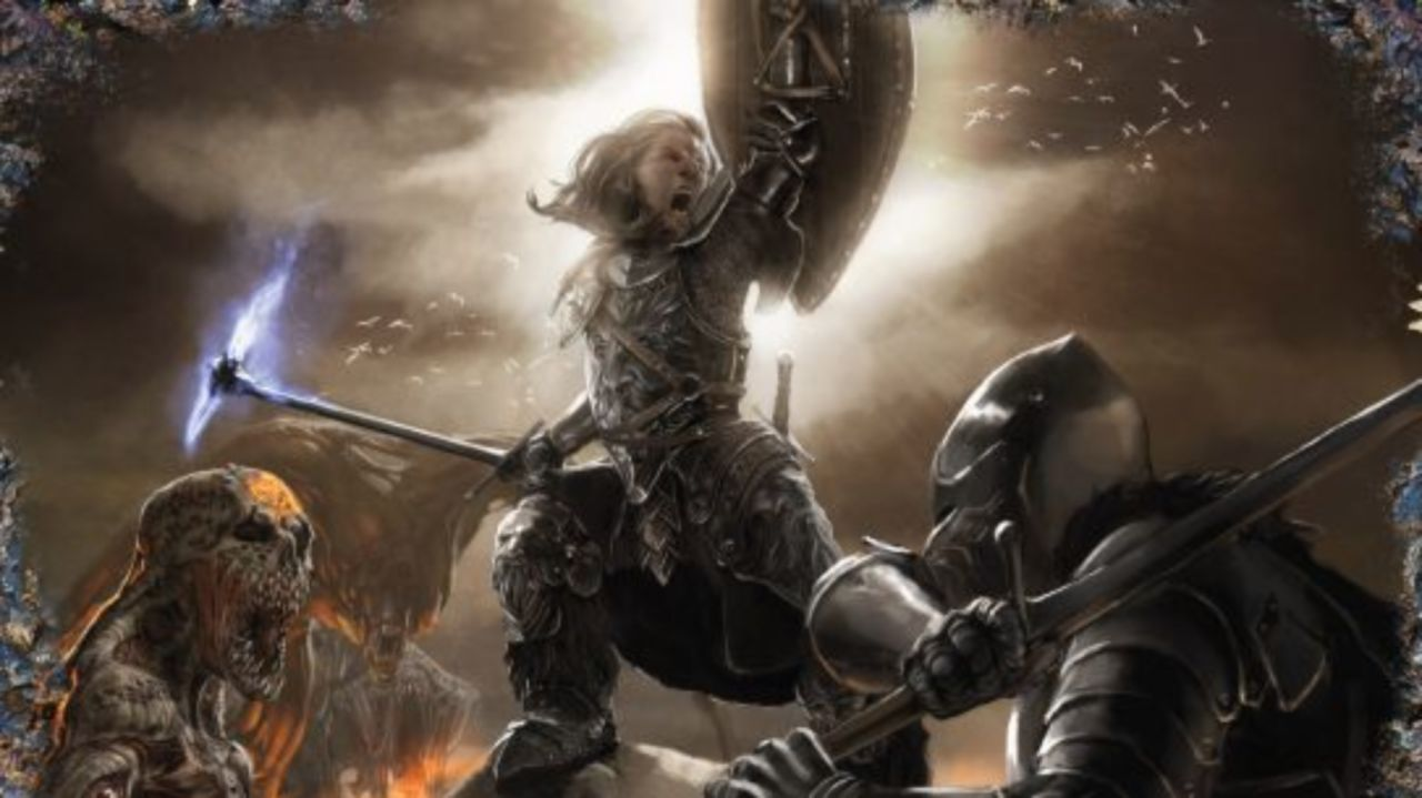'Dungeons & Dragons' Designer Releases Warlord Class for Fifth Edition