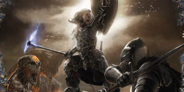 'Dungeons Dragons' Designer Releases Warlord Class for Fifth Edition