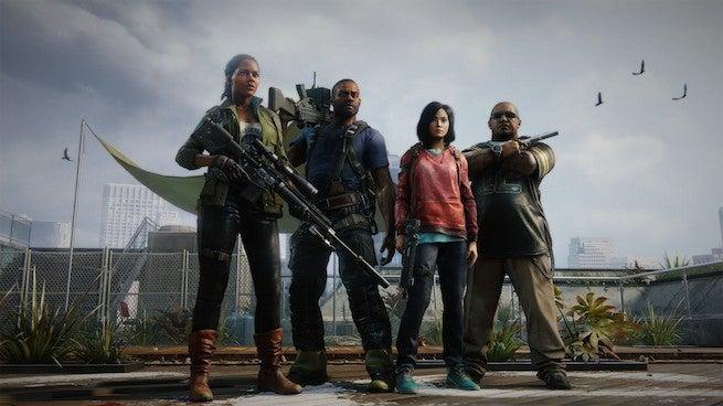 'World War Z' Game Gets New Screenshots Of Massive Zombie
