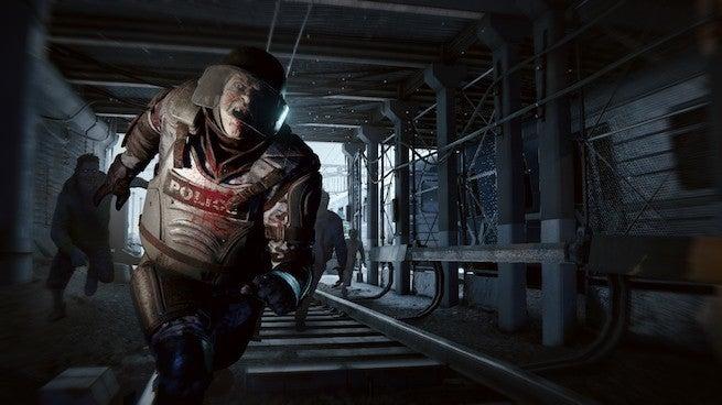 World War Z Game Wallpaper: 'World War Z' Game Gets New Screenshots Of Massive Zombie