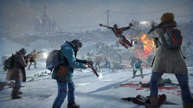 World War Z' Game Gets New Screenshots Of Massive Zombie Hordes