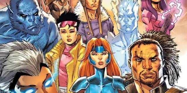 X-Men Rob Liefeld