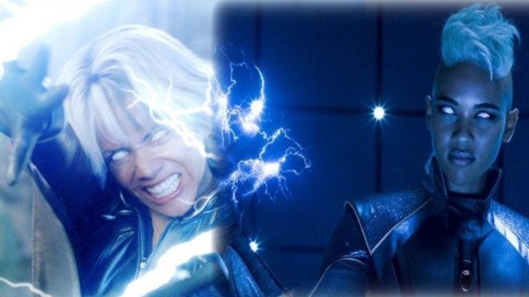X-Men Storm Halle Berry Alexandra Shipp comicbookcom