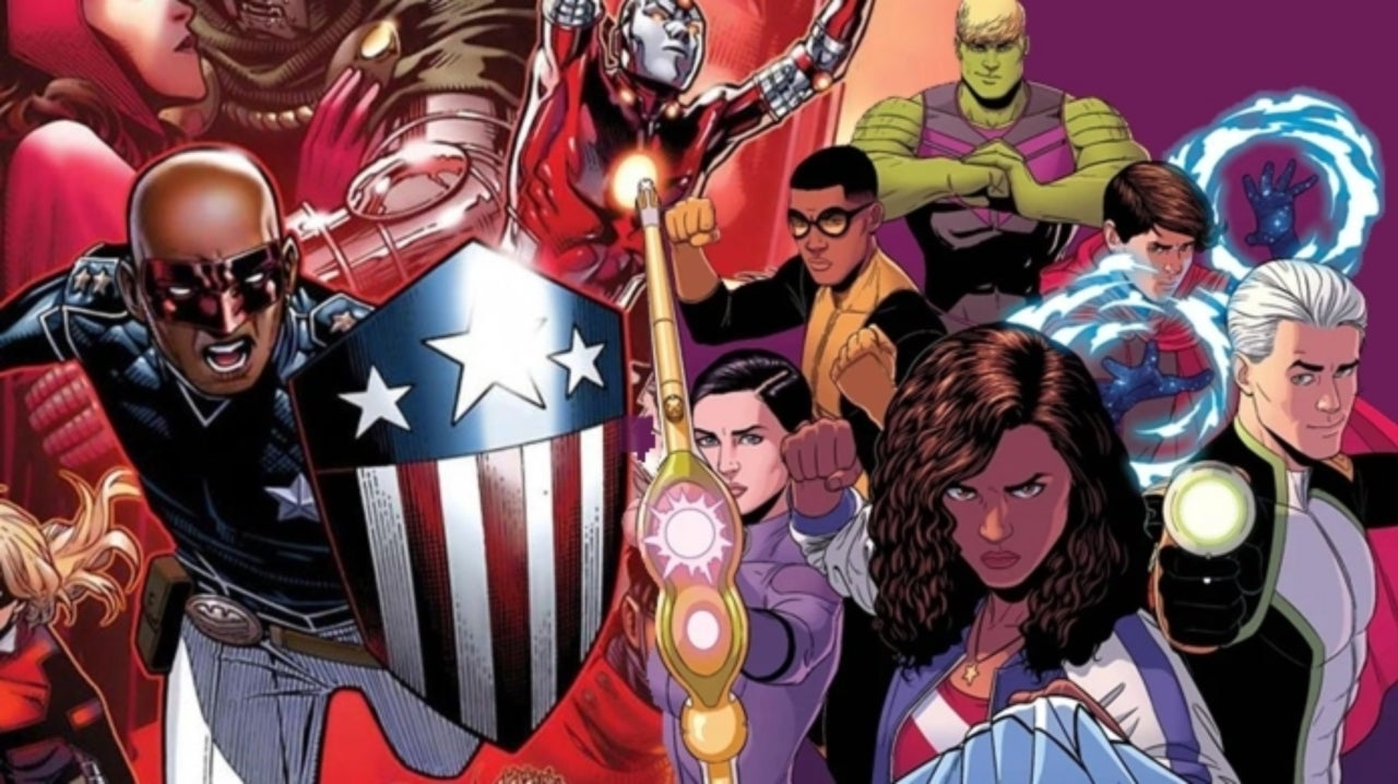 Young Avengers Series Could Be Coming to Disney+