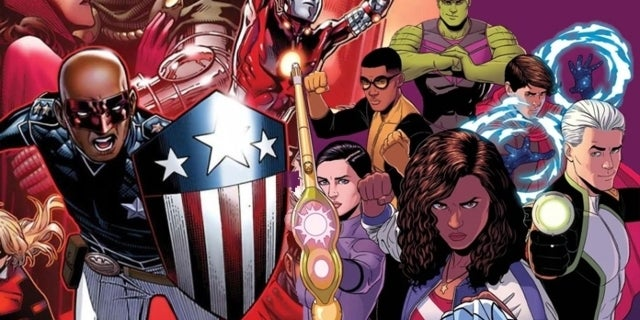 'Young Avengers' Film Reportedly Being Developed by Marvel Studios