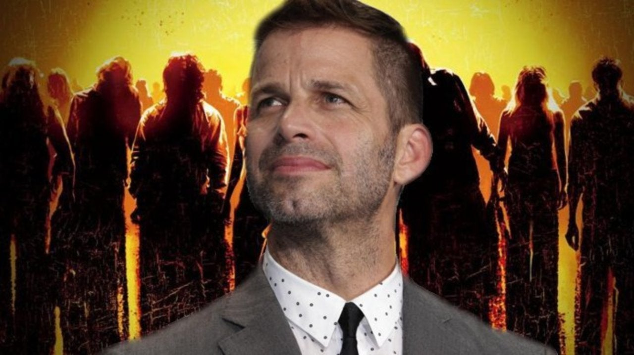 Image result for Army of the Dead snyder