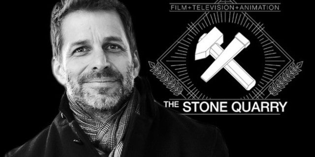 Zack Snyder The Stone Quarry Production Company