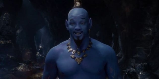 New 'Aladdin' Trailer Reveals First Official Look at Will Smith's Genie