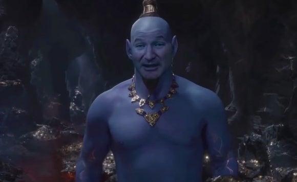 aladdin genie robin williams