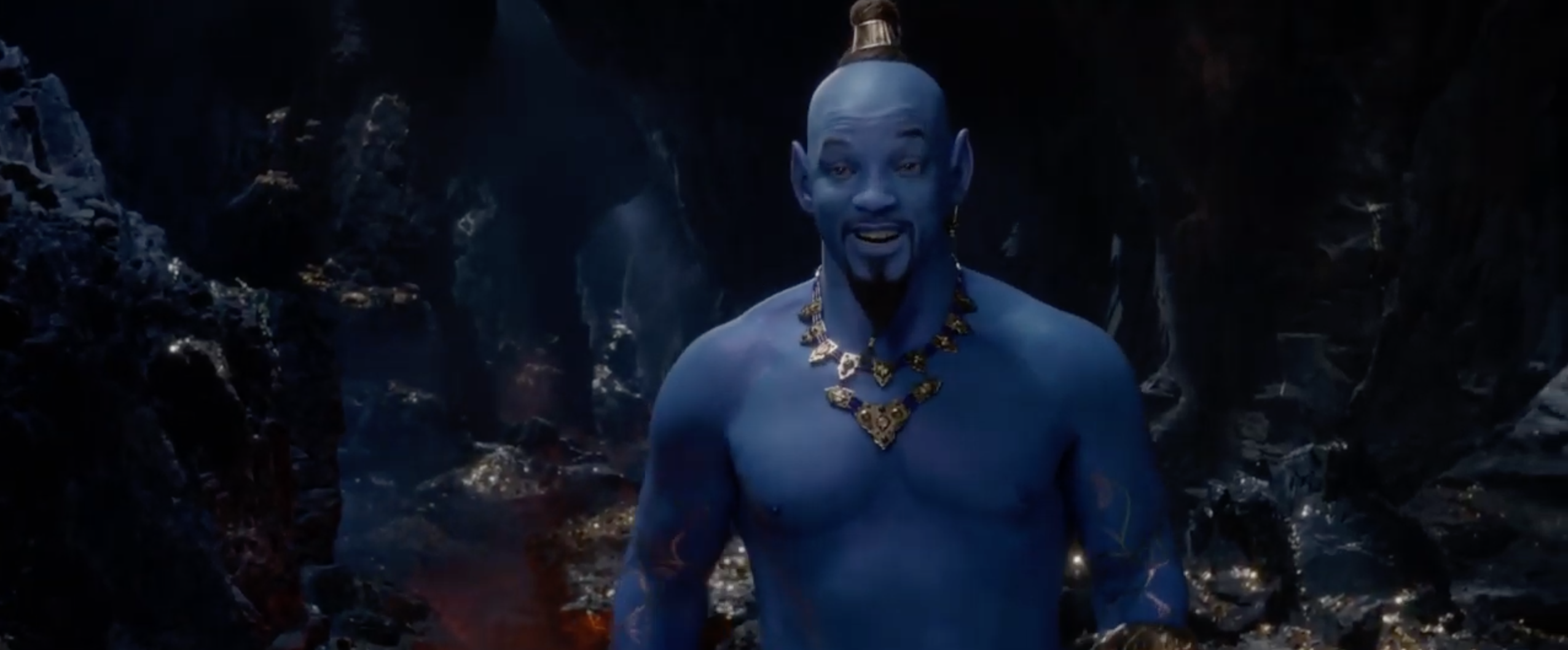 ALADDIN - Official Trailer #2 screen capture