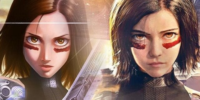 'Alita: Battle Angel' Manga Creator Reviews Film, Shares Special Poster