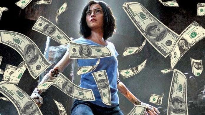 Alita Battle Angle Box Office