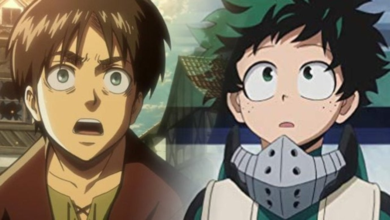 My Hero Academia' and 'Attack on Titan' First Seasons Unavailable On