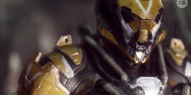 Anthem - Video Game Review screen capture