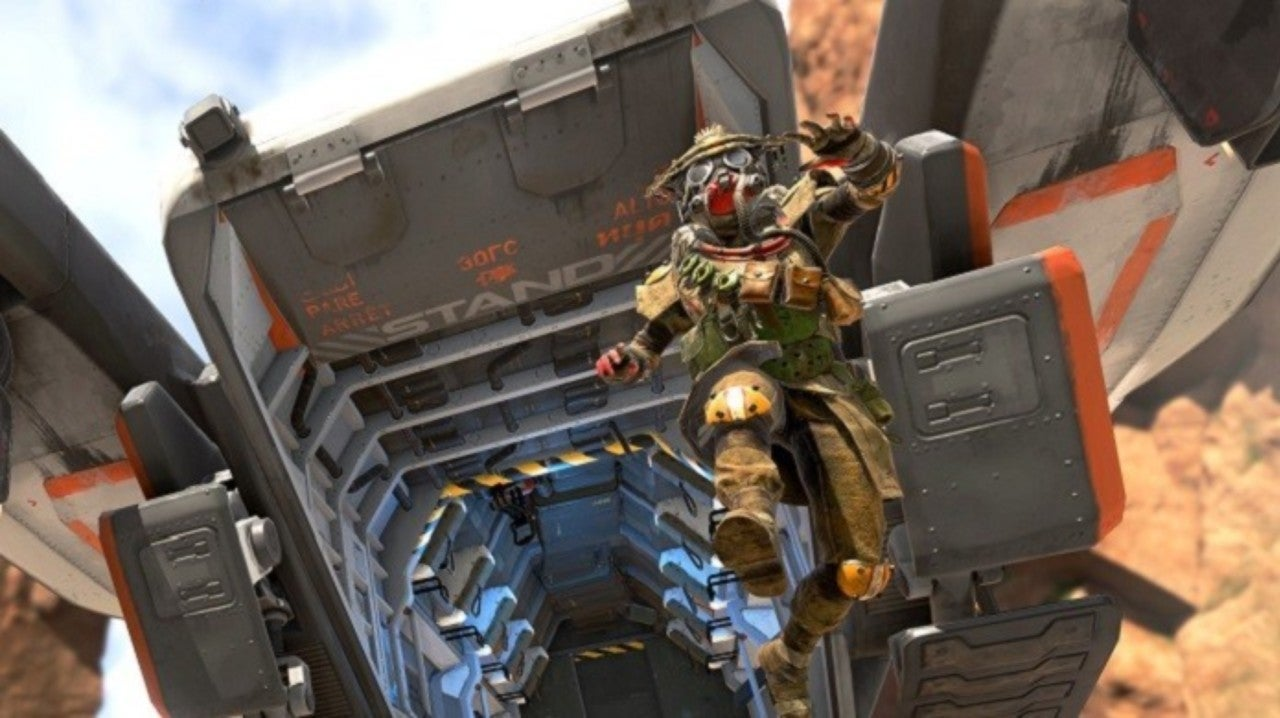 Apex Legends Players Flock to Skull Town During Kings Canyon's Return