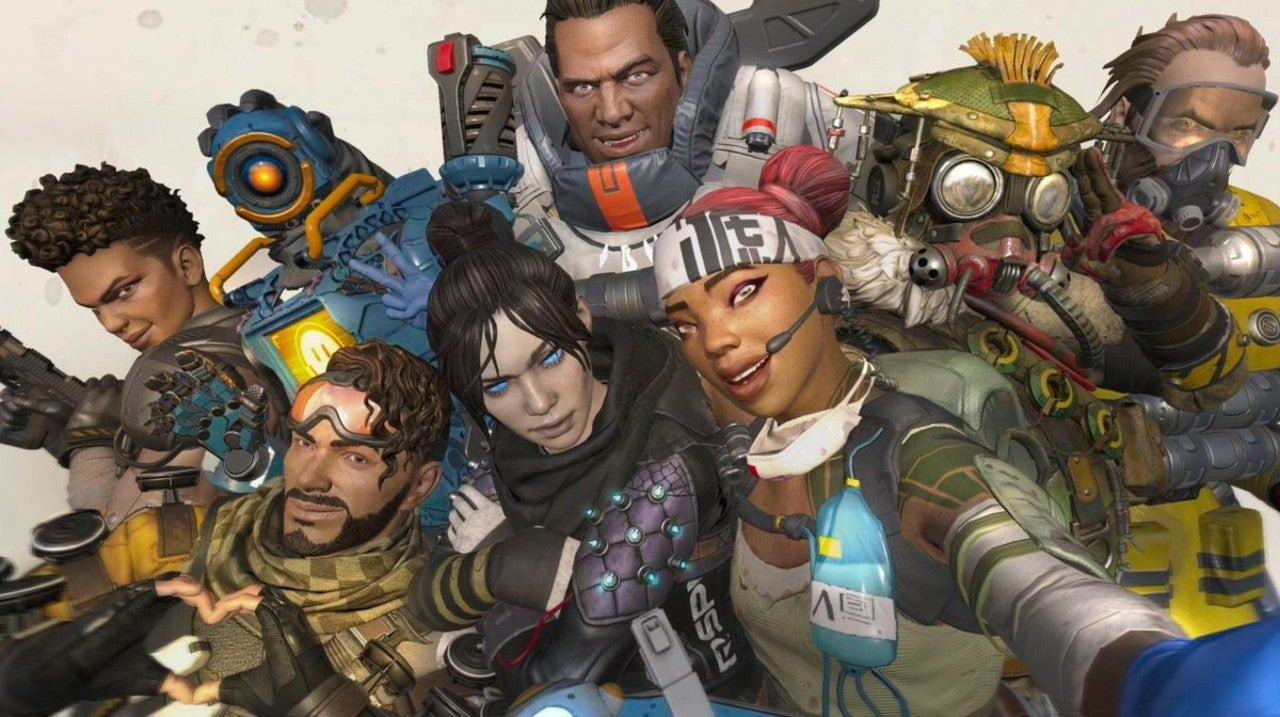 Here Are 'Apex Legends' Characters Ranked By Popularity