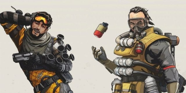 Apex Legends Mirage Caustic Server Issues Respawn Entertainment
