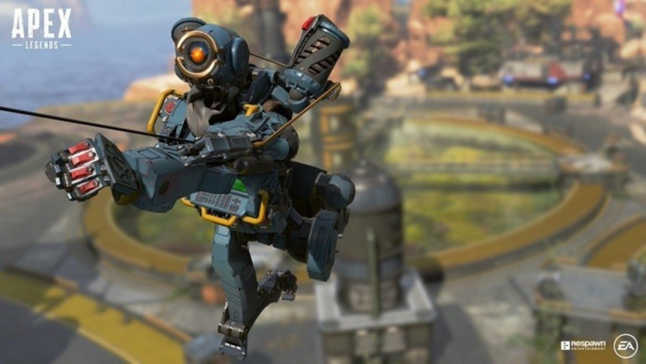 'Apex Legends' Player Finds Powerful Pathfinder Exploit