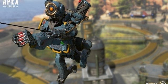 Apex Legends Players Are Falling Through a Hole in the Map