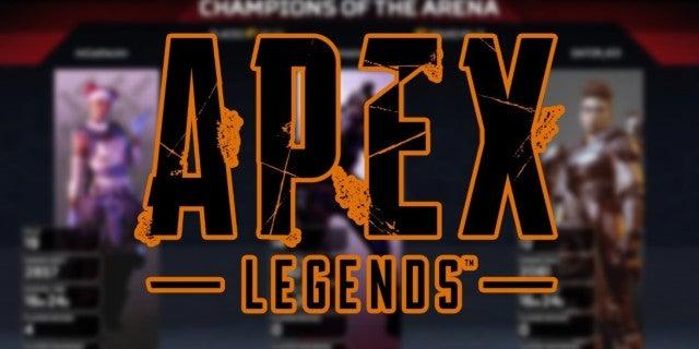 Apex Legends PS4 Squad Kills World Record