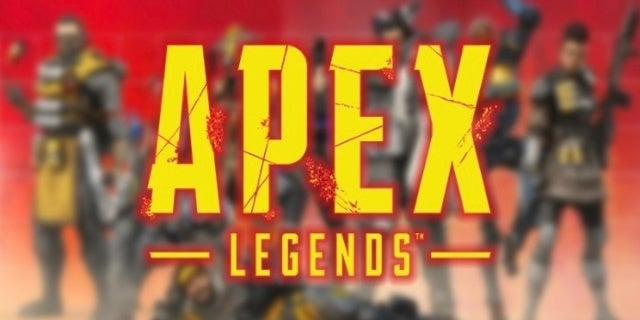 apex legends red and yellow logo