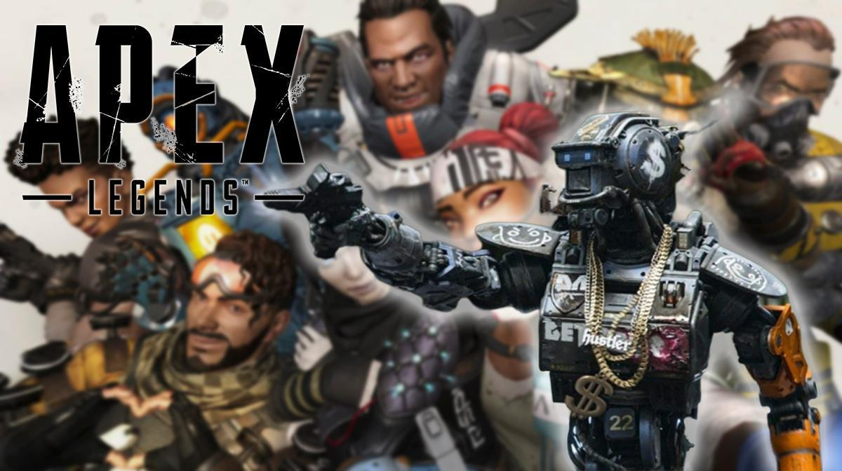 Apex Legends Respawn Entertainment Chappie