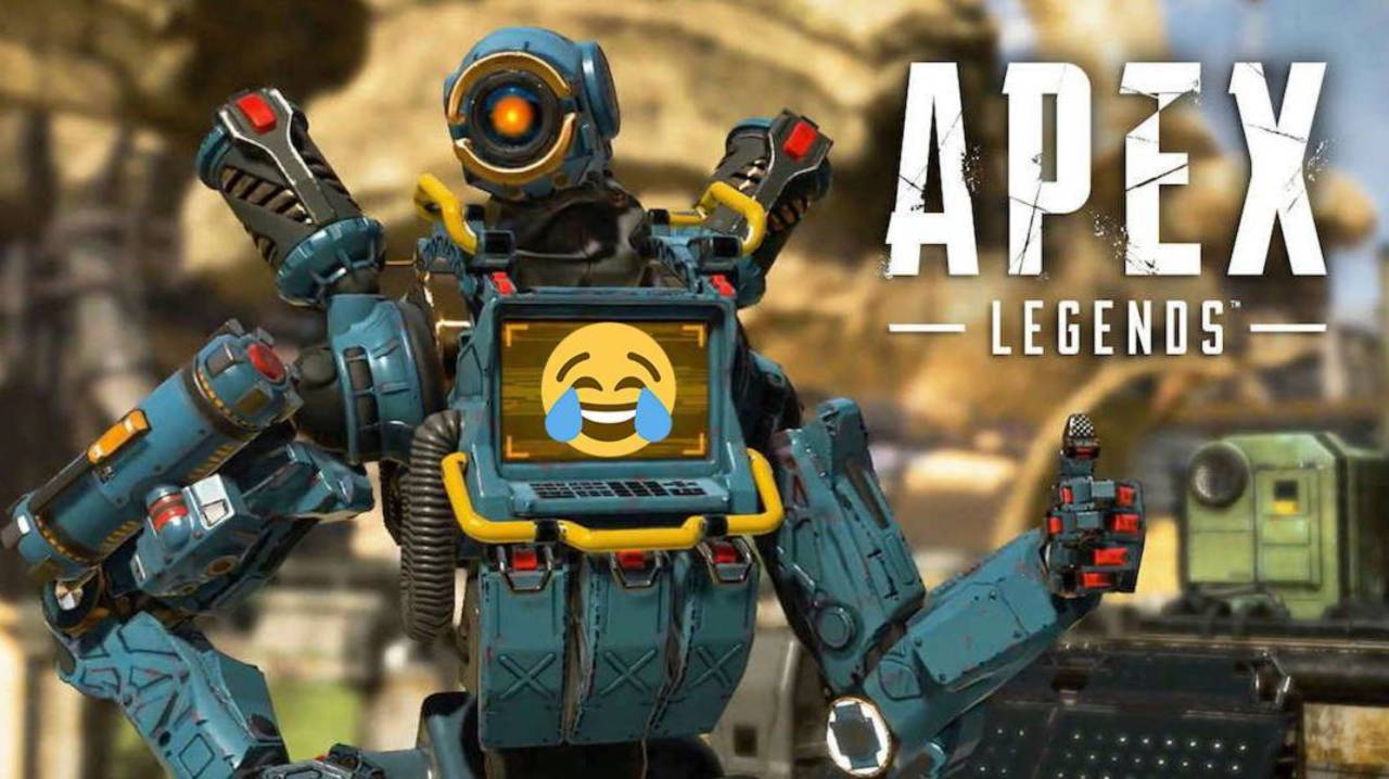 I M A Gold Getting Ranked With Diamonds Apex Legends Meme