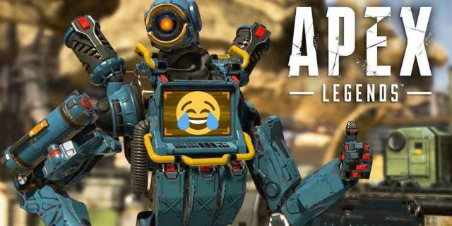 Apex Legends Respawn Entertainment Fall Damage April Fools Joke