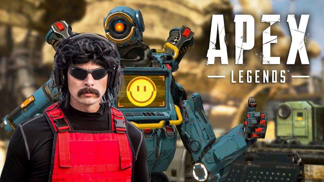 Apex Legends Respawn Entertainment Twitch Dr Disrespect