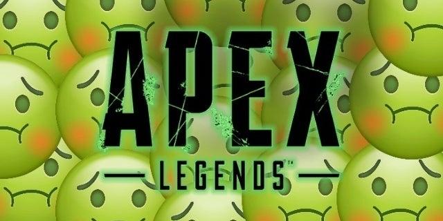 apex legends sick