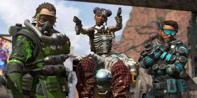 Apex Legends Valentine's Day Skins Respawn Entertainment Battle Royale