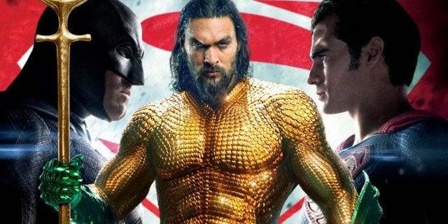 Aquaman Batman v Superman Box Office
