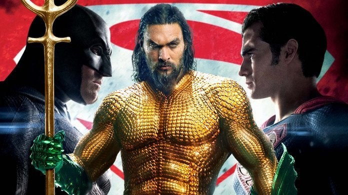 Aquaman Batman v Superman Box Office