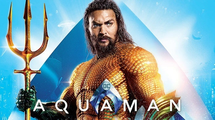 The 'Aquaman' Blu-rays Are Cheaper Than Ever