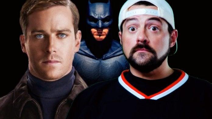 Armie Hammer Batman Kevin Smith