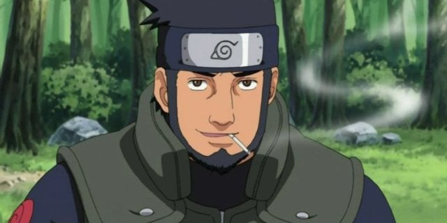 Asuma-Sarutobi-Naruto