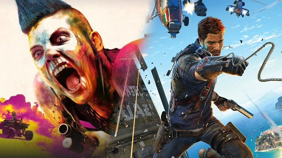 Avalanche Studios Rage 2 Just Cause