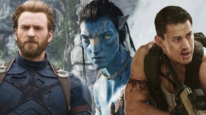 avatar chris evans channing tatum