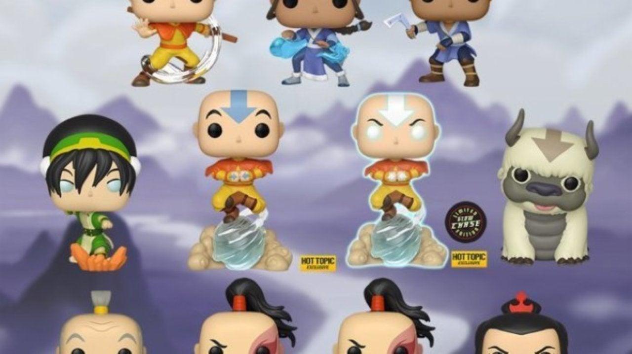 KATARA Nickelodeon Avatar In Stock Funko Pop Pop #535 Free Shipping